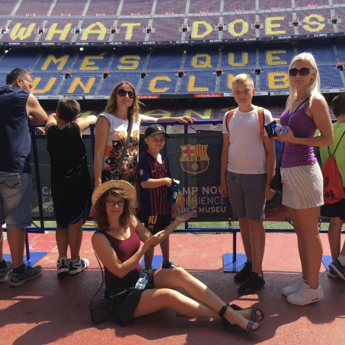 Rolltravel FCB tours